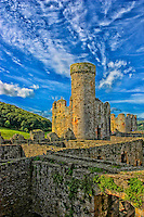 Wales Scenic Travel Stock Images