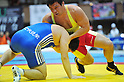 Takao Isokawa, DECEMBER 21, 2011 - Wrestling : All Japan Wrestling Championship Men's Free Style -96kg at 2nd Yoyogi Gymnasium, Tokyo, Japan. (Photo by Jun Tsukida/AFLO SPORT) [0003]