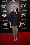 Martha Stewart attends MACY&rsquo;S PRESENTS FASHION&rsquo;S FRONT ROW<br />