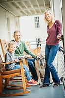 Boland Family - Cavallo Point Sausalito Marin County California