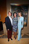 Four Seasons Hotel Miami With Dan Normandin, General Manager and Antonio Dominguez daughter  Isabel Dominguez de Haro<br />