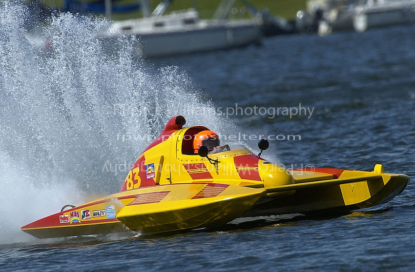 S-83     (2.5 Litre Stock hydroplane(s)