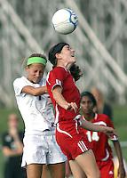 Girls Soccer Varsity vs West Lafayette 8-17-11