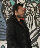 NEW YORK, NY November 04:Aaron Diaz shooting on location for ABC series Quantico in Queen New York .November 04, 2016. Credit:RW/MediaPunch