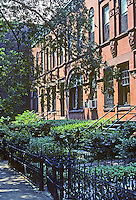 Chicago: Old Town Row Houses. Photo '77.