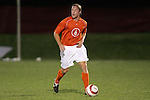 1 November 2006: Clemson's Havird Usry. Virginia defeated Clemson 2-0 at the Maryland Soccerplex in Germantown, Maryland in an Atlantic Coast Conference college soccer tournament quarterfinal game.