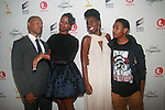 Tory Kittles, Condola Rashad, Adepero Oduye and Justin Martin  attend the world premiere of the Lifetime Original Movie Event, Steel Magnolias held at the Paris Theater, NY  10/3/12