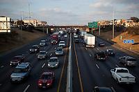 Austin, Texas Traffic Jam aint no fun!