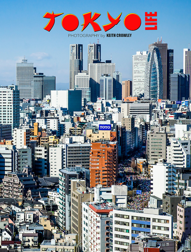 TOKYO LIFE - <br /> PHOTOGRAPHY by KEITH CROWLEY<br /> Available at<br /> http://blur.by/1tulrrD