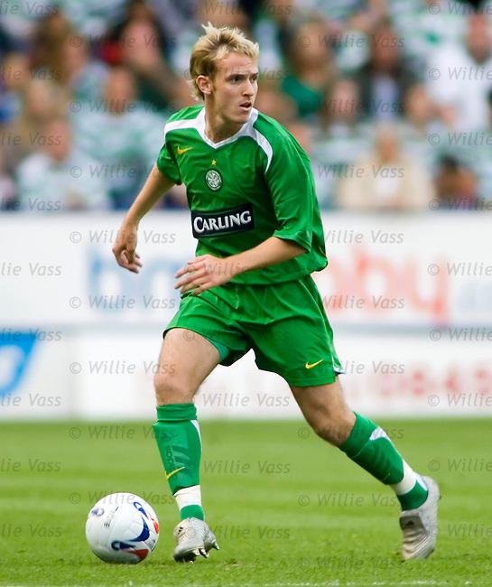 Gary Irvine, Celtic.stock season 2005-2006.pic willie vass