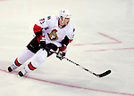 17 October 2009: Ottawa Senators left wing forward Jarkko Ruutu in action against the Montreal Canadiens at the Bell Centre in Montreal, Quebec, Canada. The Senators defeated the Canadiens 3-1. Mandatory Credit: Ed Wolfstein Photo