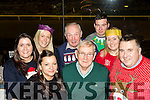 Santas Transport<br /> -----------------------<br /> Staff from O'Callaghan Coach hire, Killarney, enjoying their Christmas party in the Kingdom Greyhound Stadium, Tralee last Friday, present were Nicola McCarthy, Ewelina Milewicz, James&amp;Eamonn O'Callaghan, Alice Thomson, Mike Moynihan and Mark&amp;Deirdre O'Sullivan.