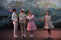"London, UK. 05/12/11. ""Matthew Bourne's Christmas"" is filmed at Ealing Studios. The show comprises extracts of ten of his finest works over his 25 year career. Picture shows an extract from ""The Nutcracker"". Dancers are: Ashley Shaw, Dominic North, Luke Murphy, Hannah Vassallo, Chris Trenfield, Liam Mower, Carrie Johnson, Katy Lowenhoff, Tom Jackson Greaves, Edwin Ray, Alastair Postlethwaite, Merry Holden, Mari Kamata, Chloe Wilkinson, Jamie McDonald, Leon Moran, Danny Reubens, Kate Lyons."