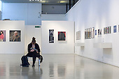 Exhibition space at University College for the Creative Arts, Farnham.