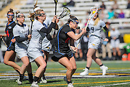 Towson, MD - March 5, 2017: Florida Gators Caroline Fitzgerald (11) controls the ball during game between Towson and Florida at  Minnegan Field at Johnny Unitas Stadium  in Towson, MD. March 5, 2017.  (Photo by Elliott Brown/Media Images International)