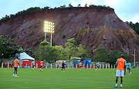 A general view during the Costa Rica training session ahead of tomorrow's fixture vs Greece