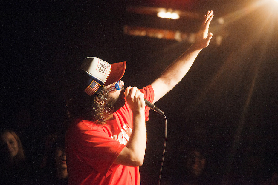 Judah Friedlander - Whiplash - July 30, 2012 - UCB Theater