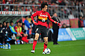 Mu Kanazaki (Grampus), MARCH 10, 2012 - Football /Soccer : 2012 J.LEAGUE Division 1 ,1st sec match between Nagoya Grampus 1-0 Shimizu S-Pulse at Toyota Stadium, Aichi, Japan. (Photo by Jun Tsukida/AFLO SPORT) [0003]