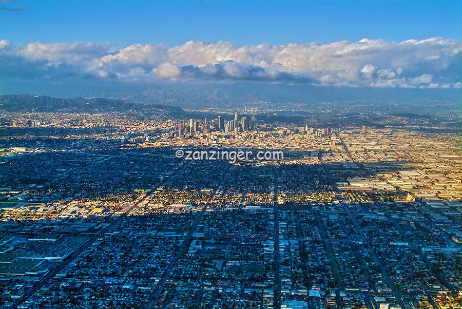 Los angeles ca beautiful cityscape david zanzinger for Beautiful in los angeles