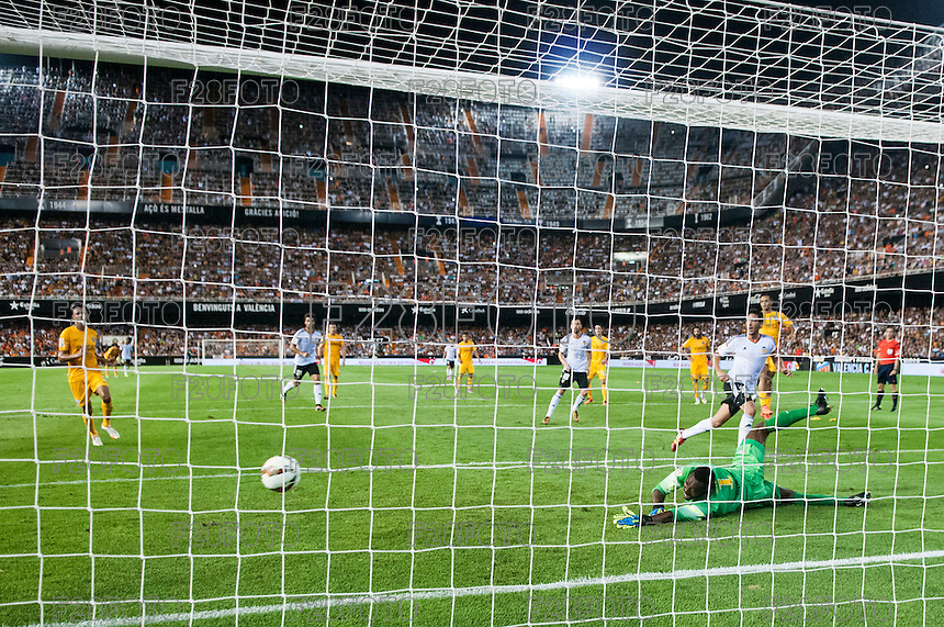 Valencia 3-0 Malaga (29-9-2014)