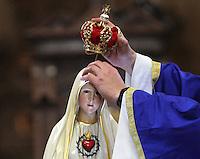 Día de La Virgen Catedral  Caballeros de La Virgen de Fátima 13-05-2014