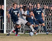 Georgetown Men's Soccer vs San Diego, December 1, 2012