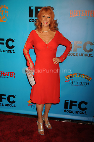 Carol Cleveland at the IFC & BAFTA premiere of the documentary Monty Python: Almost The Truth (Lawyer's Cut), celebrating the troupe's 40th anniversary at the Ziegfeld Theatre in New York City. October 15, 2009. Credit: Dennis Van Tine/MediaPunch