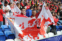 Cardiff City Stadium, Cardiff, South Wales - Tuesday 12th Aug 2014 - UEFA Super Cup Final - Real Madrid v Sevilla - <br /> <br /> <br /> <br /> <br /> Photo by Jeff Thomas/Jeff Thomas Photography