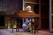 Todd Michel Smith performs in &quot;Dames at Sea&quot; at at Hot Summer Nights at the Kennedy.