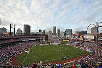 Busch Stadium  St Louis..Manchester City defeated Chelsea 4-3 in an international friendly at Busch Stadium, St Louis, Missouri.