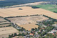 Deutschland, Schleswig- Holstein, Reinbek, Schoenningstedt, Schönningstedt, Baugebiet, Bauland, Erschließungsfläche, Koenigstrasse, Königstrasse, B 46