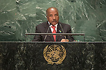 Eritrea<br /> H.E. Mr. Osman Mohammed Saleh<br /> Minister for Foreign Affairs<br /> <br /> <br /> General Assembly Seventy First Session: 23rd plenary meeting