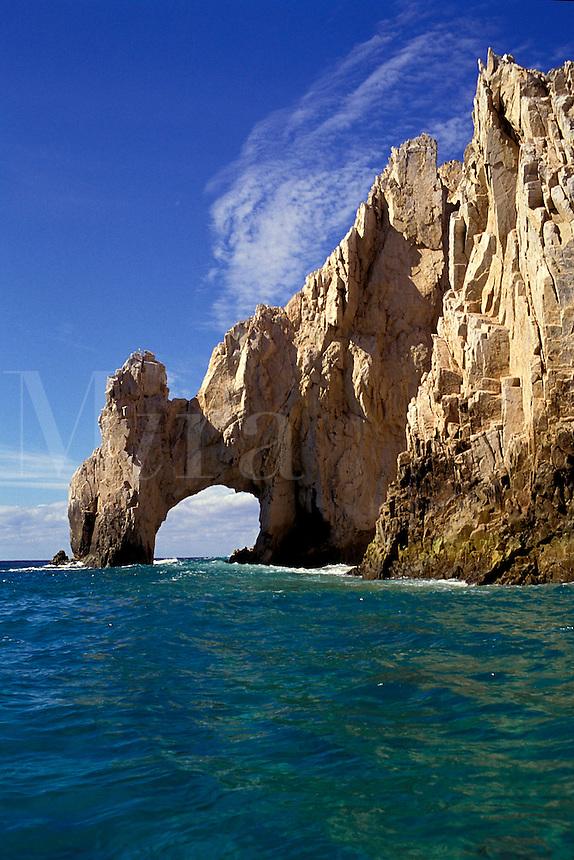 Land's end arch, Cabo San Lucas, Mexico, Pacific Ocean