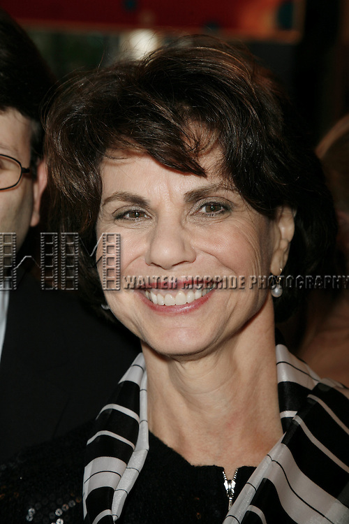 Margo Lion attending the Opening Night performance of THE WEDDING SINGER at the AL Hirschfeld Theatre in New York City..April 27th, 2006.© Walter McBride / Retna Ltd.