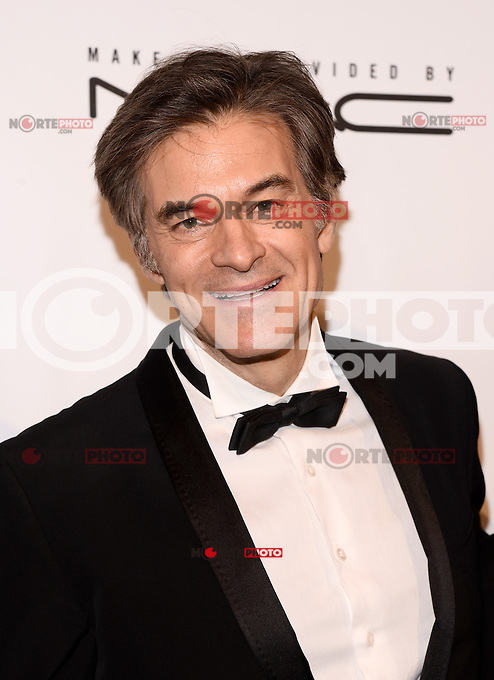 NEW YORK, NY - MARCH 10: Dr. Mehmet Oz attends the Hasty Pudding Institute of 1770 Honors David Heyman at the Order of the Golden Sphinx Gala at the Appel Room at Jazz at Lincoln Center on March 10, 2014 in New York City.  ©HP/Starlitepics /NORTEPHOTO.COM
