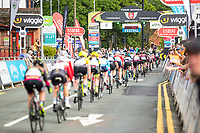 Picture by Alex Whitehead/SWpix.com - 12/05/2017 - Cycling - Tour Series Round 3, Northwich - Matrix Fitness Grand Prix -