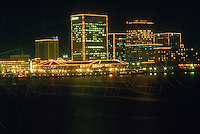 1987 December 20..Redevelopment.Downtown South (R-9)..WATERFRONT.HOLIDAY LOGHTS...NEG#.NRHA#..