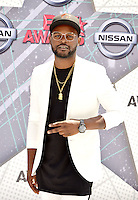 LOS ANGELES, CA - JUNE 26: Falz at the 2016 BET Awards at the Microsoft Theater on June 26, 2016 in Los Angeles, California. Credit: Koi Sojer/MediaPunch