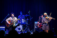 LAS VEGAS, NV - October 3, 2016: ***HOUSE COVERAGE*** Conor Oberst at Brooklyn Bowl in Las vegas, NV on October 3, 2016. Credit: Erik Kabik Photography/ MediaPunch