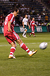 Cuauhtemoc Blanco of the Chicago Fire