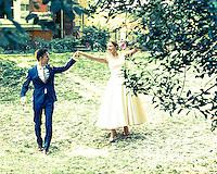 Jo and Shinri - Wedding
