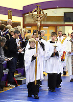 "Mass and ""Because We Are Grateful""  11-23-11"
