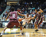 Ole Miss' Ladarius White (10) vs. Arkansas Little Rock at the C.M. &quot;Tad&quot; Smith Coliseum in Oxford, Miss. on Friday, November 16, 2012. Ole Miss won 92-52.