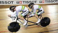 Picture by Simon Wilkinson/SWpix.com - 02/03/2017 - Cycling 2017 UCI Para-Cycling Track World Championships, Los Angeles USA - branding