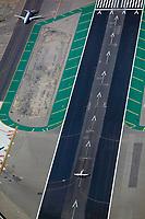 aerial photograph Lindberg Field San Diego