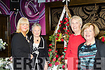 Garden Party<br /> ------------------<br /> Enjoying the Tralee Flower&amp;Garden Club annual Christmas demonstration at the Grand hotel in the town last Monday night were L-R Bernie Nealon, Vera O'Connor, Phil Daly with Chairperson of the club Mary Holly.