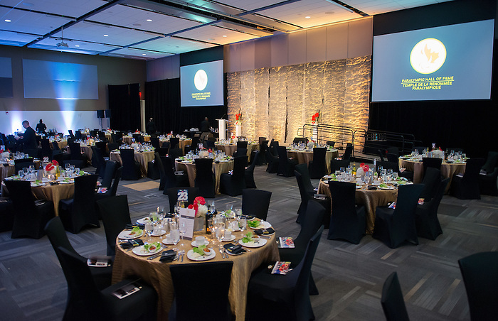Ottawa, ON &ndash; Nov 27 2015 &ndash; The Canadian Paralympic Hall of Fame<br /> (Photo: Matthew Murnaghan/Canadian Paralympic Committee)