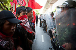 Red shirts UDD protest in Bangkok, April 6th 2010
