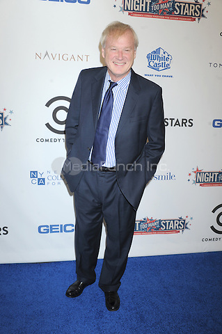 NEW YORK, NY - OCTOBER 13: Chris Matthews at Comedy Central's night of too many stars: America comes together for autism programs at The Beacon Theatre on October 13, 2012 in New York City.. Credit: Dennis Van Tine/MediaPunch