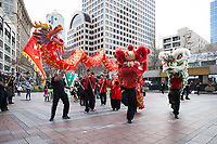 Chinese New Year, Seattle Stock Photos